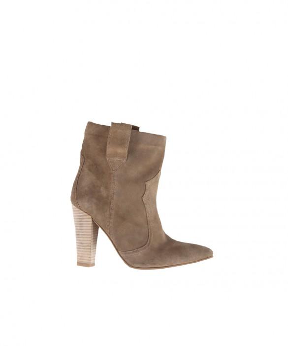 Boots Baba - Belair Paris